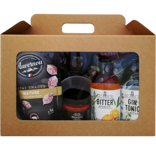 Bites & Appetizers Apero giftbox