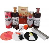 BACARDI & COCA COLA Cocktail Pakket