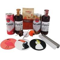 BACARDI - COCA COLA Cocktail Pakket