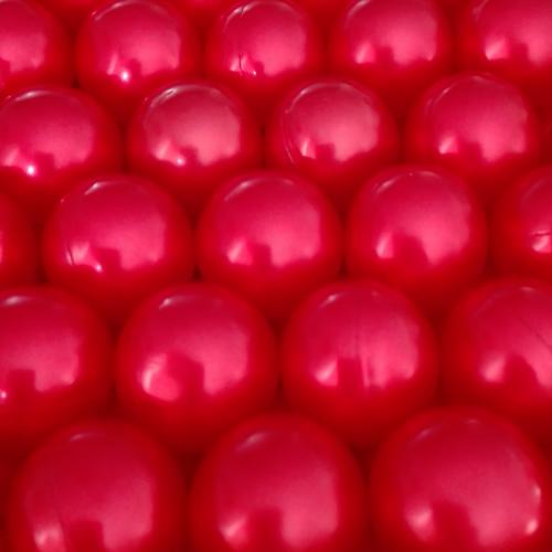 Badparels - Kleur ROOD