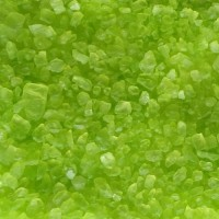 Badzout - Kleur FELGROEN