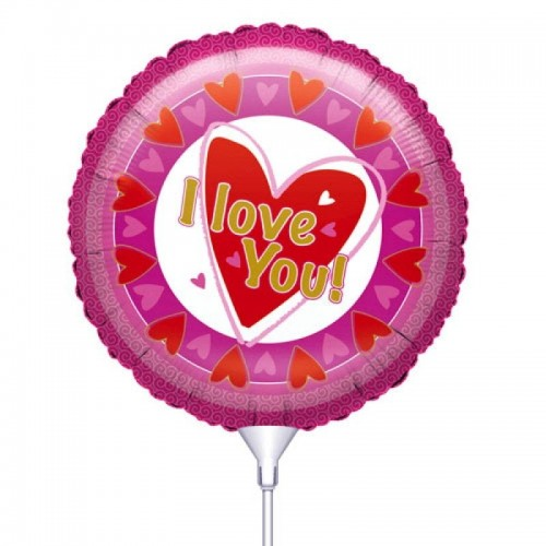 Folie ballon : I Love you