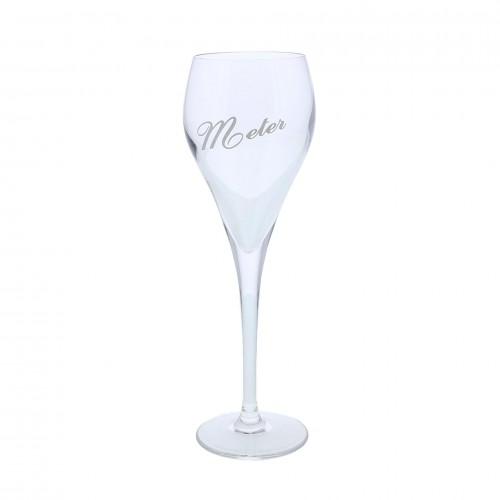 Champagne glas Peter - Meter