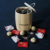 Chocolade tonnetje
