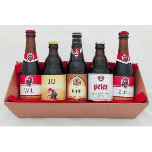 Bierpakket 'Wil jij mijn peter zijn?'