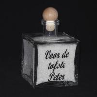Paradis fles 'Voor de tofste peter'