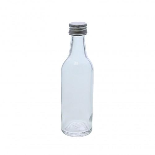 Glazen flesje 50 ml