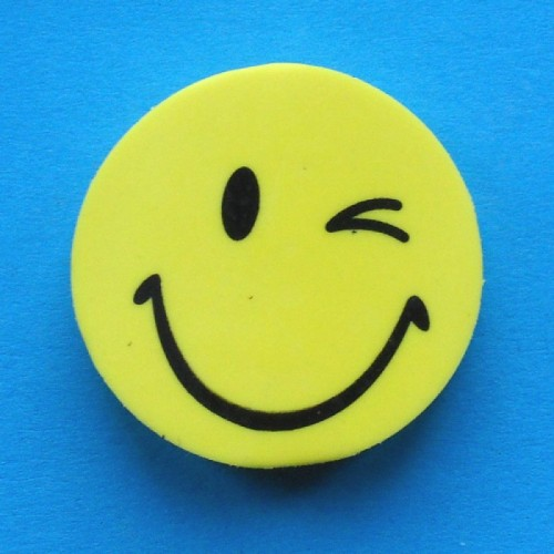 Smiley gum