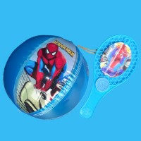Tapball jongens : Cars & Spiderman
