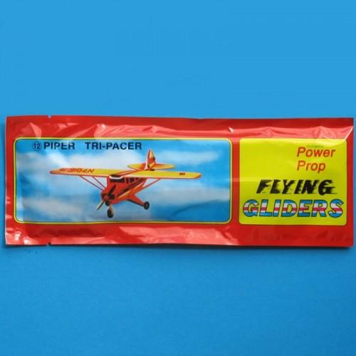 Styropor vliegtuigje
