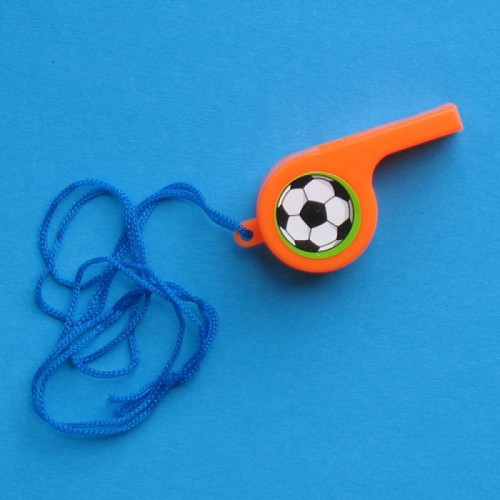 Voetbalfluitje