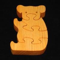 Houten puzzel : KOALA