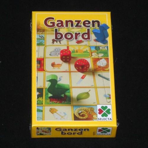 Ganzenbord (Pocketeditie)