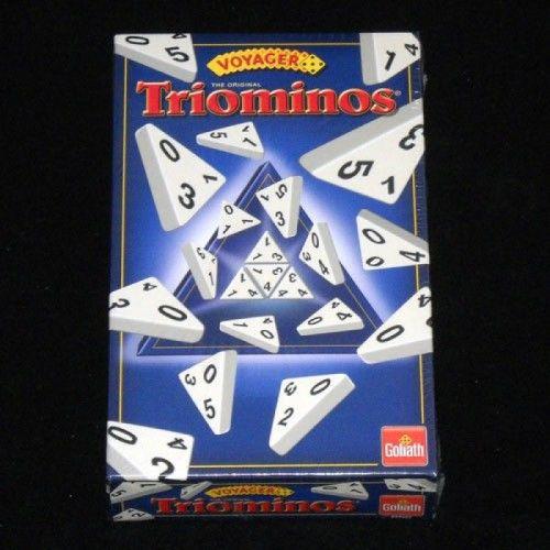Triominos (Reisuitvoering)