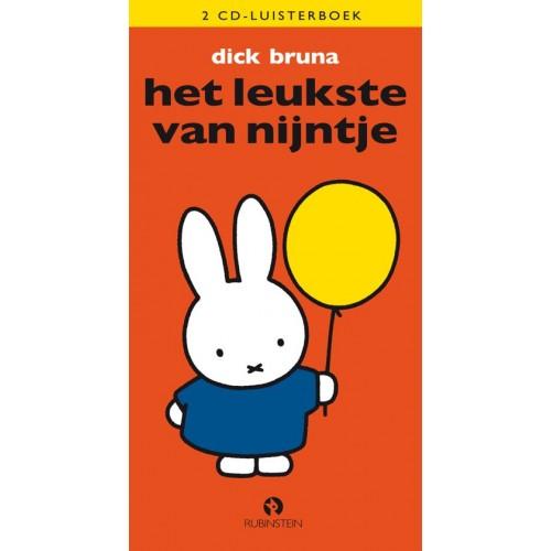 Luisterboek CD : Dick Bruna - Het leukste van Nijntje