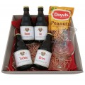 Duvel bierpakket met glas voor de Tofste Peter! (4 flesjes)