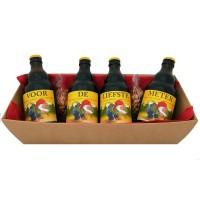 La Chouffe bierpakket : Voor de liefste Meter (4 flesjes)