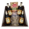 Leffe bierpakket met glas voor deTofste Peter! (4 flesjes)