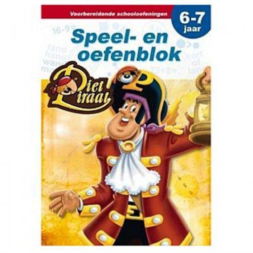 Piet Piraat Speel en Oefenblok