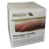 Massage Kaars GREEN TEA 200ml MASSU