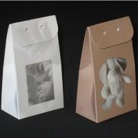 Lage doosjes met bedrukking
