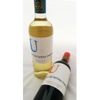 Wijnfles met gepersonaliseerd etiket - Voor de Liefste Mama