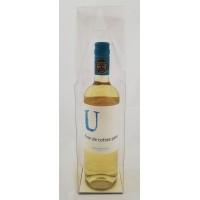 Wijnfles met gepersonaliseerd etiket - Voor de Tofste Peter