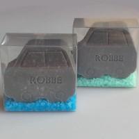 Auto - Bedrukbare zeepjes
