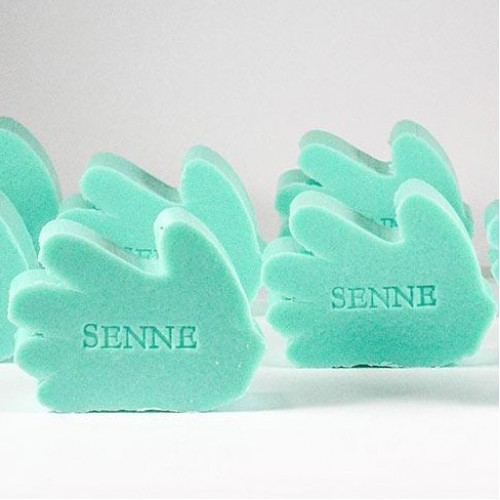Handje - Bedrukbare zeepjes