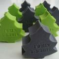 Kerstboom - Bedrukbare zeepjes