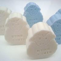 Schaap - Bedrukbare zeepjes