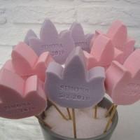 Tulp - Bedrukbare zeepjes
