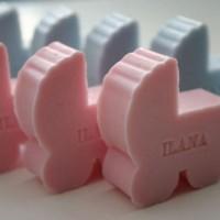 Wiegje - Bedrukbare zeepjes