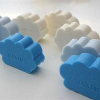 Wolk - Bedrukbare zeepjes