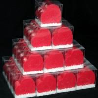 Hart - Bedrukbare zeepjes